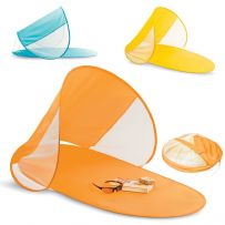 Pop Up Beach Sun Shade & Mat